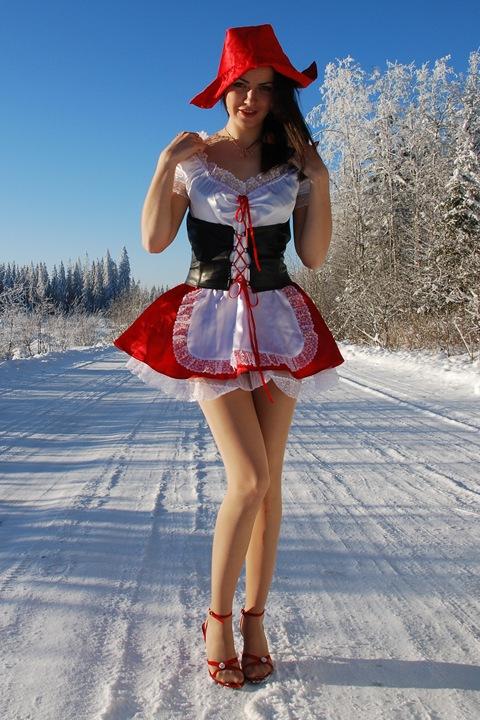 красная шапочка девочка фото