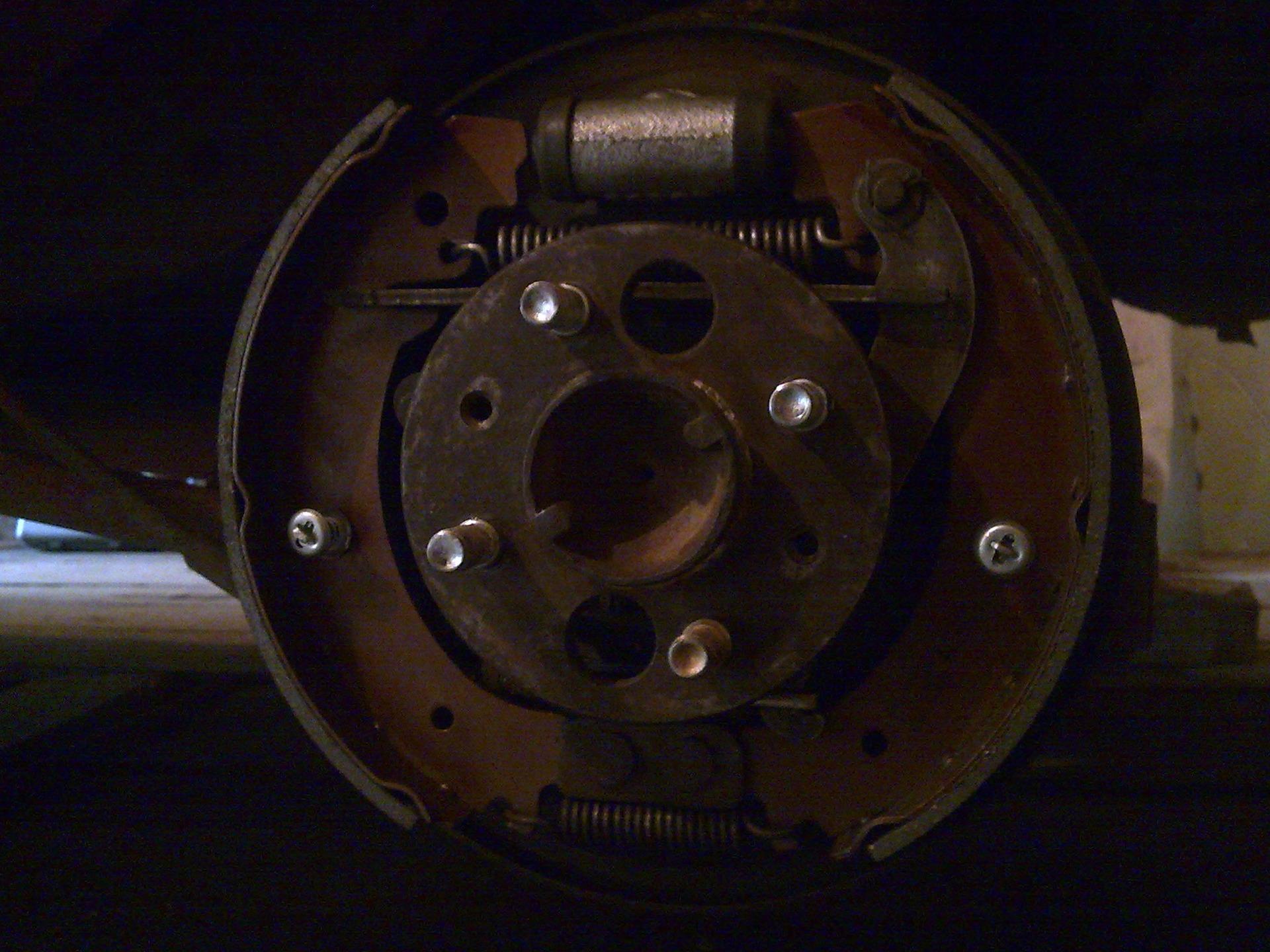 главный тормозной цилиндр 2121 схема