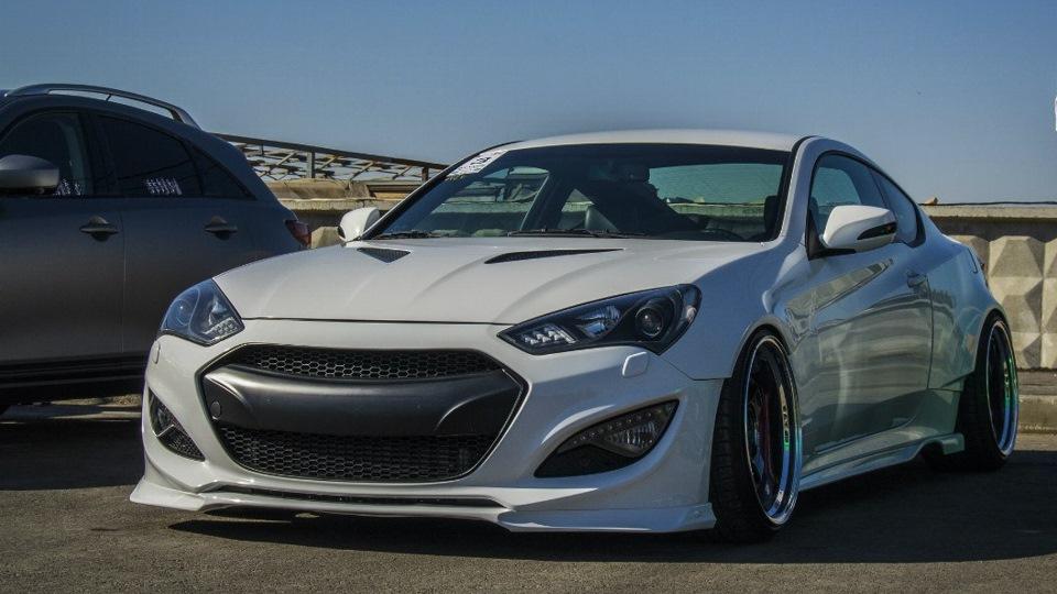 Hyundai Genesis Coupe 2ooo Rocket Bunny Owner Review