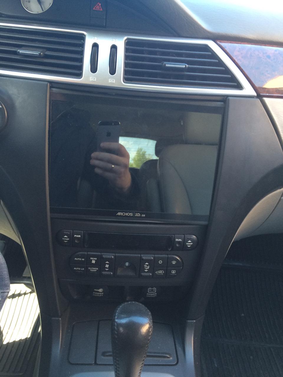 Усилитель для планшета в машину
