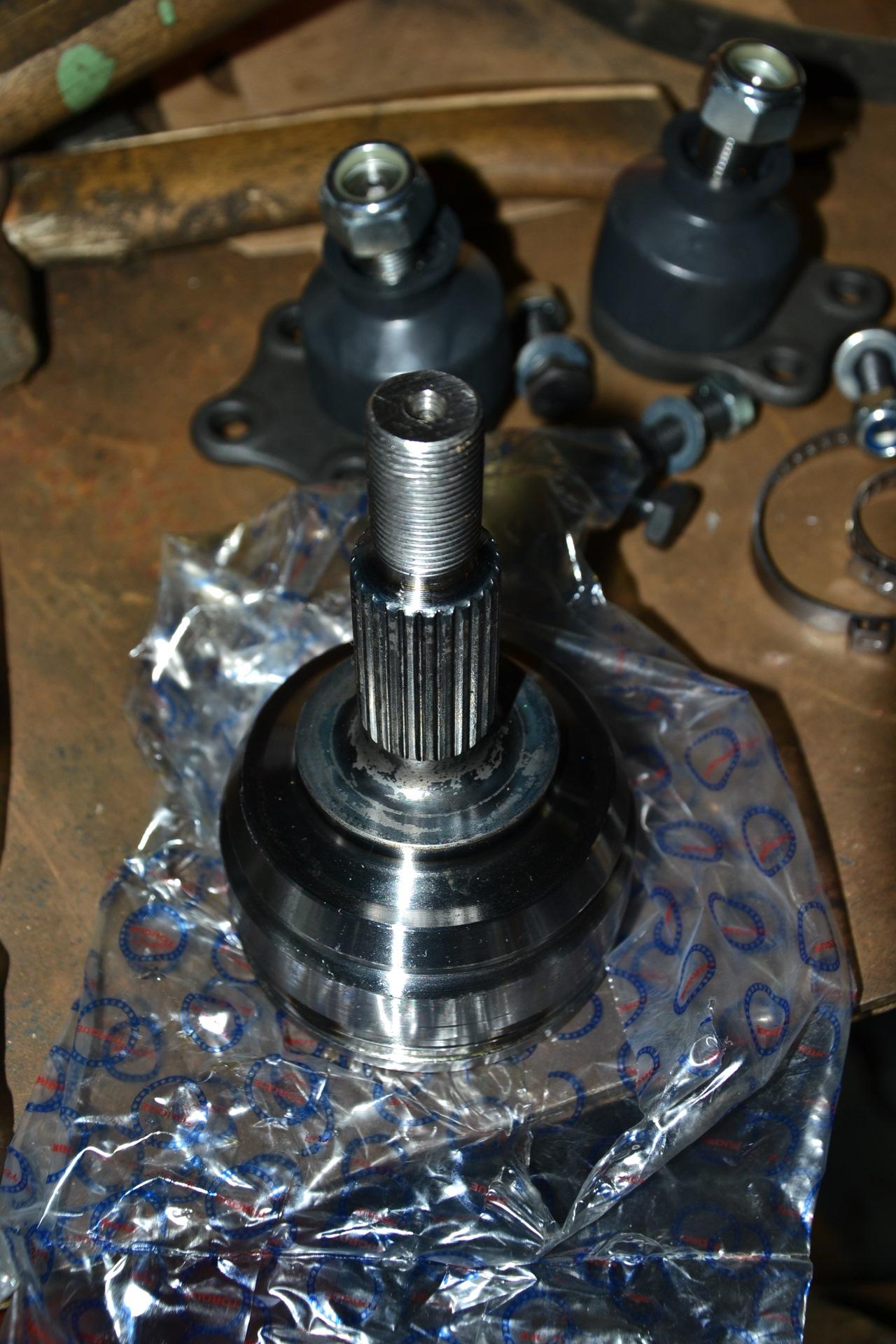 Замена пыльника привода наружного дастер 4х4 Ремонт крыла w212