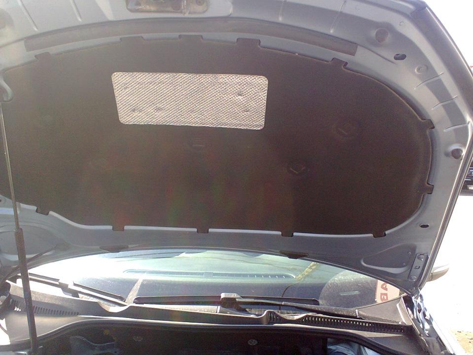 Для арок автомобиля шумоизоляции средство