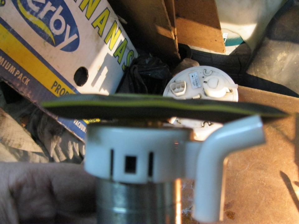 как недевается фильтр грубой очистки на хендай элантра