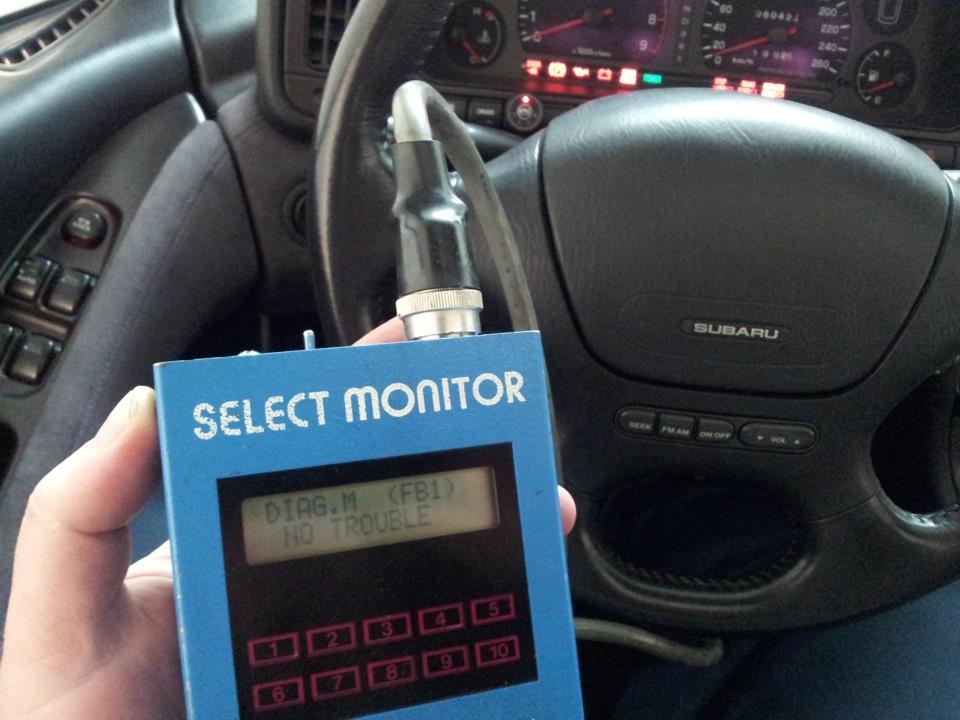 Поиск ошибки Диф лока   — logbook Subaru SVX 1992 on DRIVE2