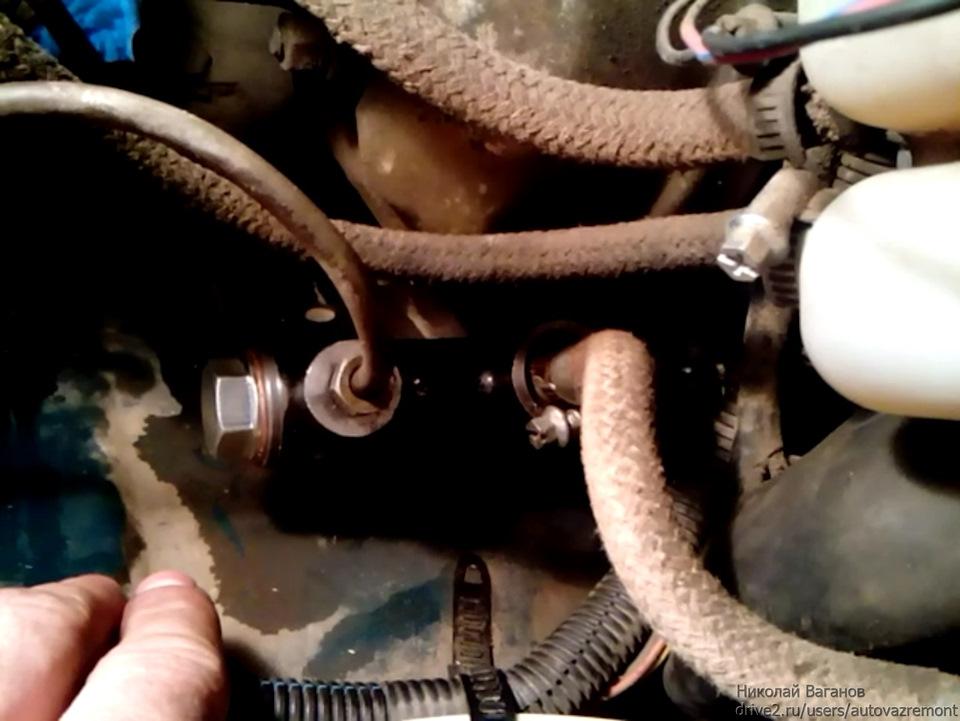 fbdea09s 960 - Течь главного цилиндра сцепления
