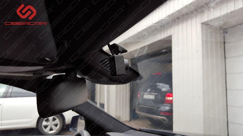 Передняя камера видеорегистратора. Фото 2.