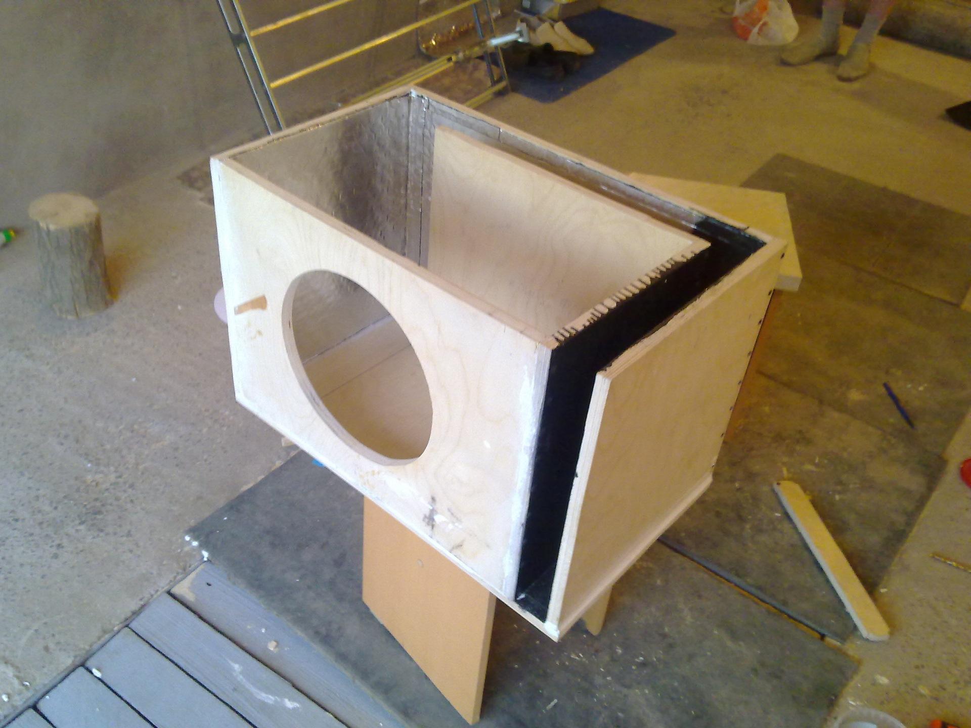 Как сделать короб для фото фото 891