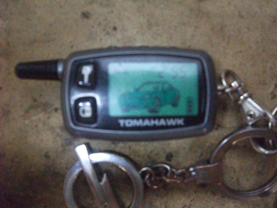 Автосигнализация tomahawk lr 950le инструкция