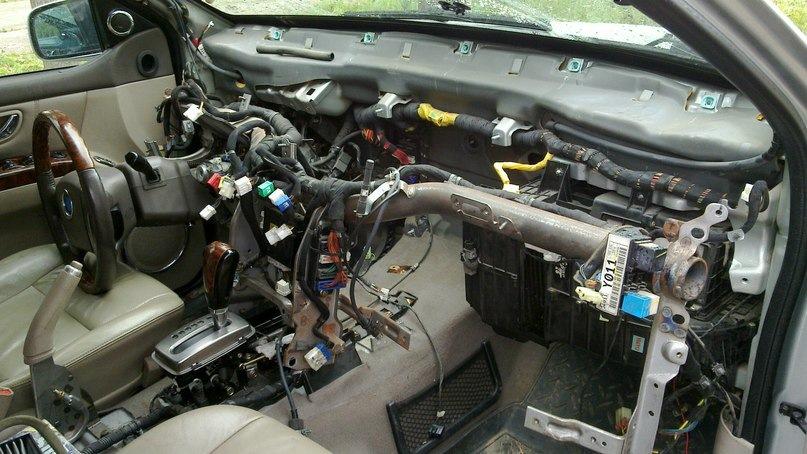 Замена радиатора киа соренто