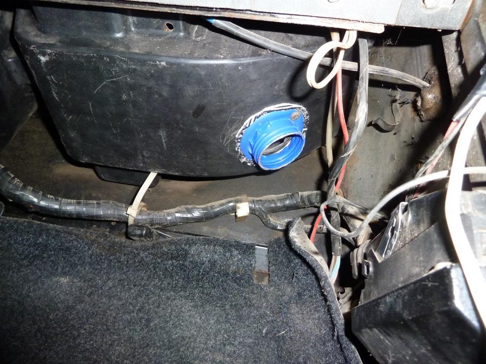 Как сделать печку в машине в ваз 2110