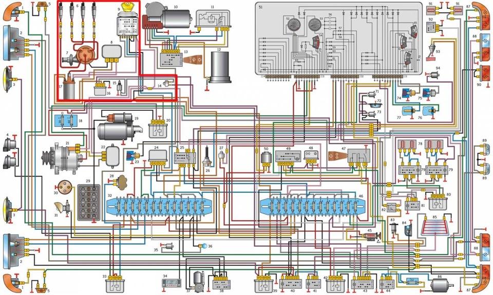 Схема реле зарядки ваз 2101 фото 209