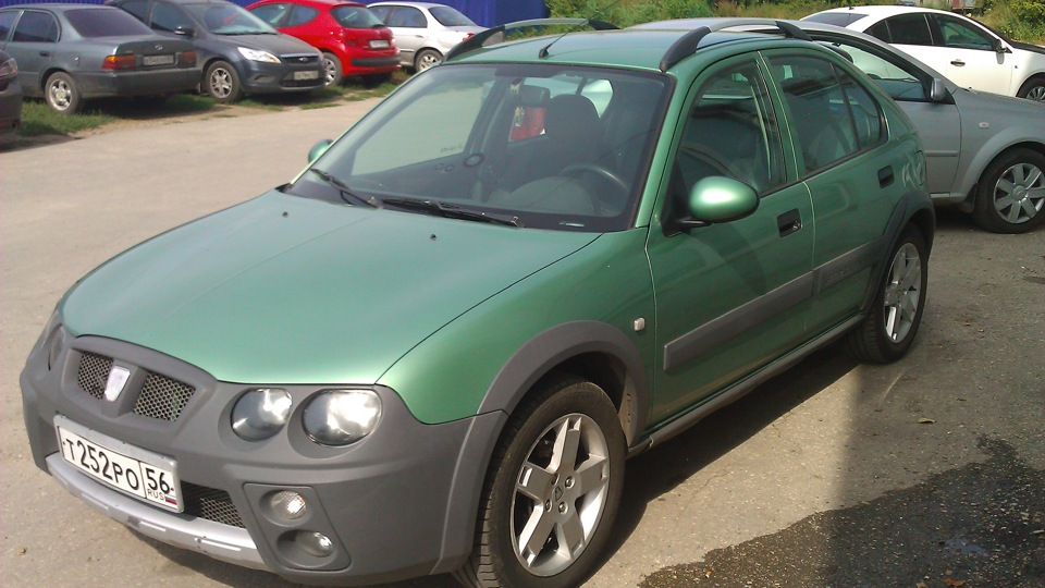 Rover Streetwise Drive2
