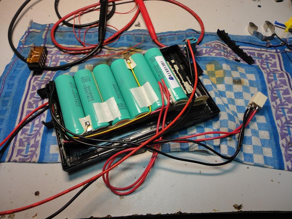 136Самодельное зарядное устройство для аккумулятора