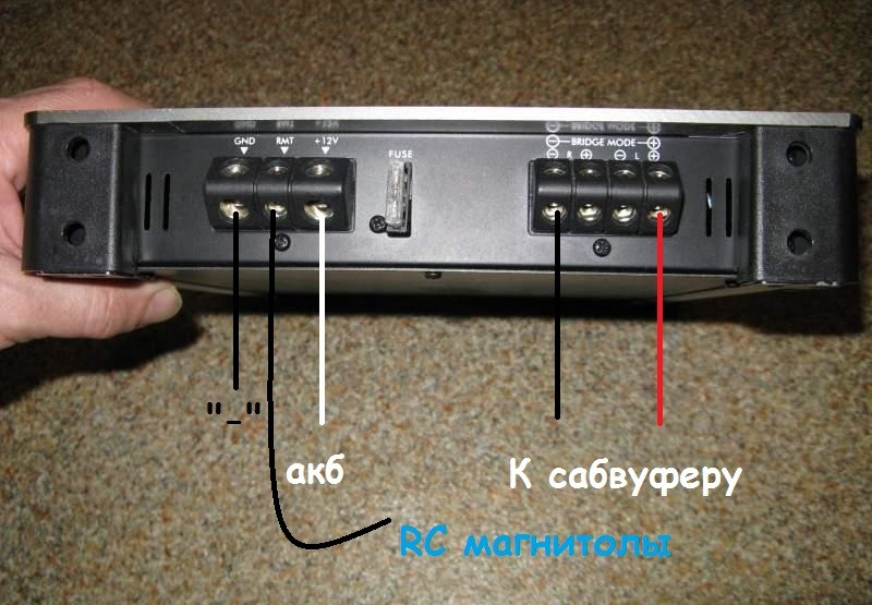 Как настроить магнитолу Pioneer в машине эквалайзер радио настройка под сабвуфер