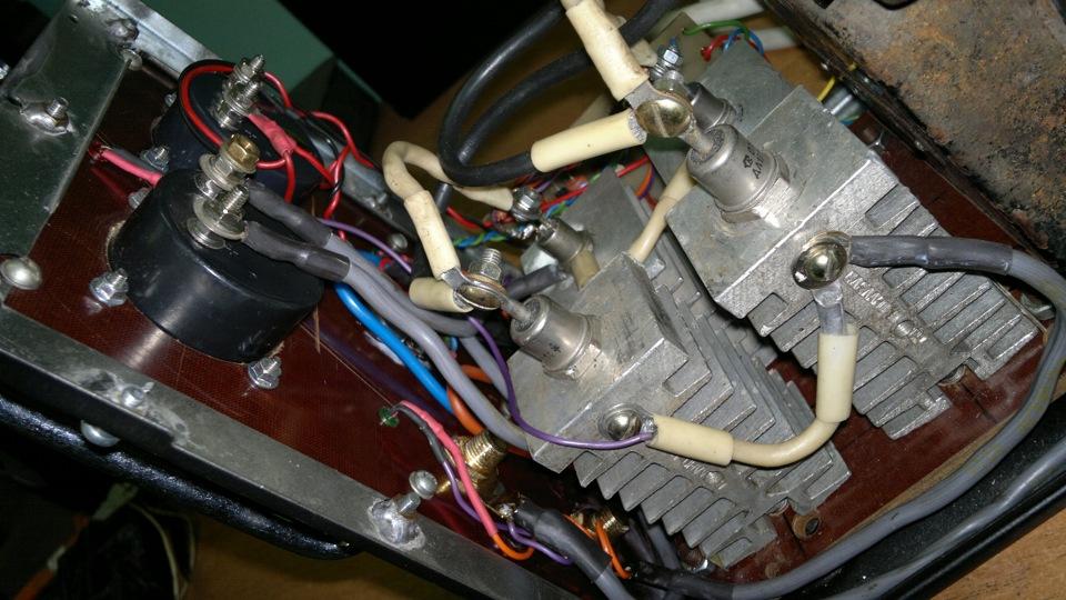 Зарядно пусковое устройство для автомобиля своими руками