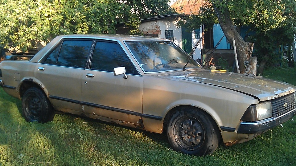 "Ford Granada ""Rat Look In"
