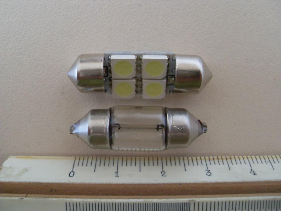 лампы на hyundai accent салонная