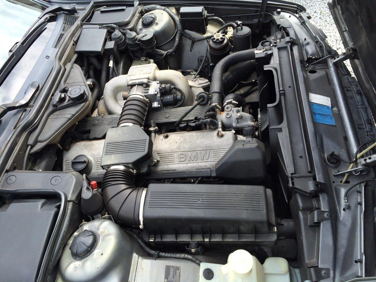руководство по ремонту двигателя m30b35 bmw e34