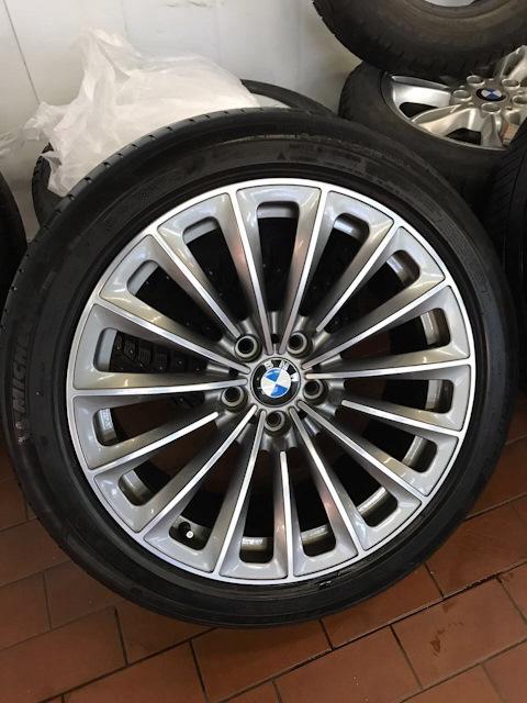 колёсные диски Bmw X3 F25 отзывы и личный опыт на Drive2