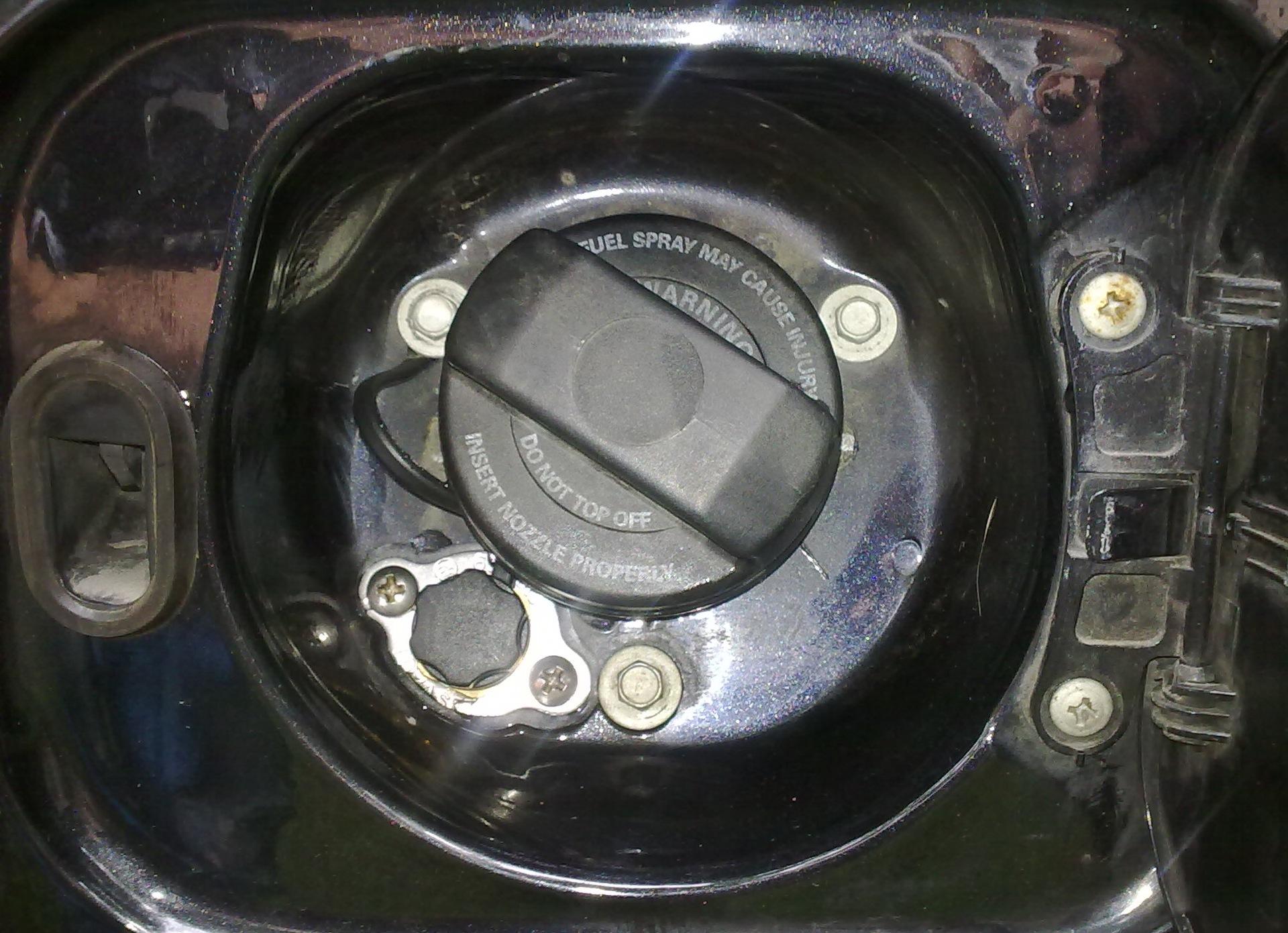 газовое brc датчик маргает