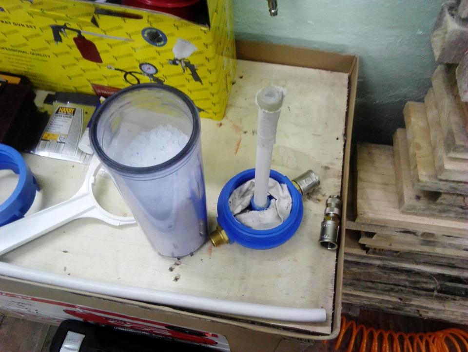 Осушитель силикагелевый своими руками