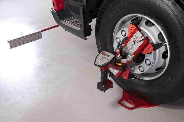 Стенды для развала схождения колес