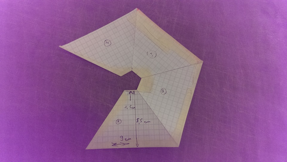 Как сделать 3д пирамиду