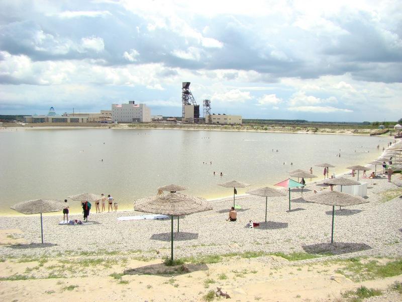 Соленое озеро в оренбурге фото