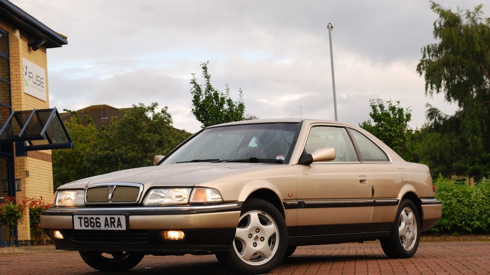 Rover 800 Tara the GT Diesel Coupe  DRIVE2