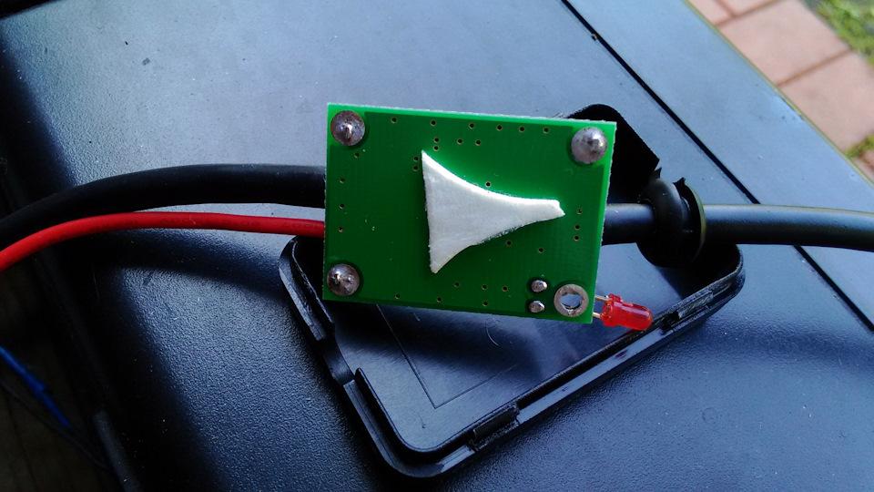 fd3608es 960 - Усилитель для антенны в машину