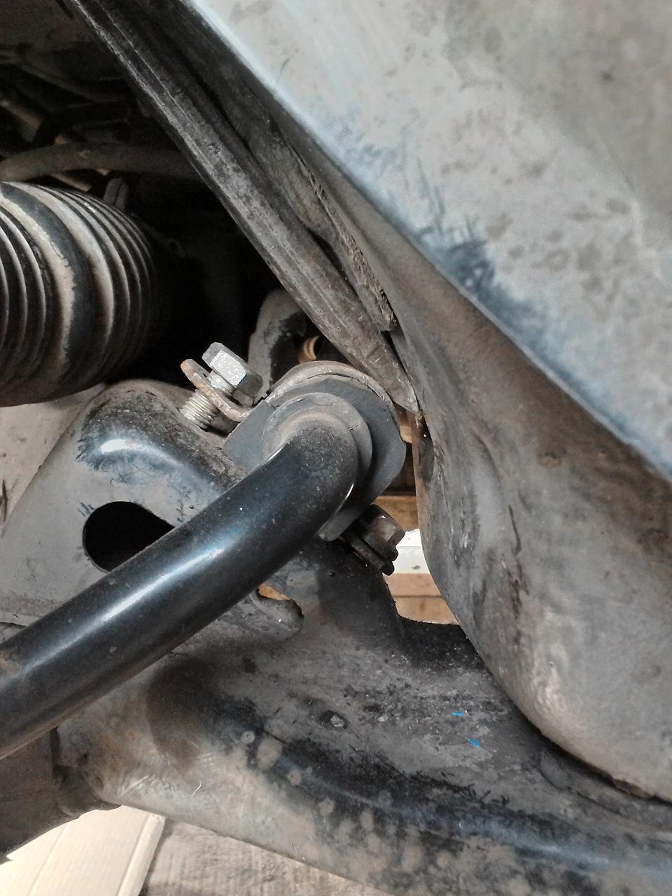 втулка стабилизатора форд мондео 3 #11