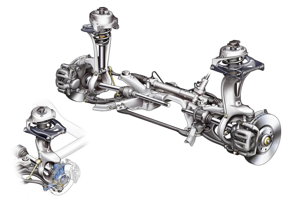 Fd A As on Volvo V70 Rear Suspension Parts Diagram