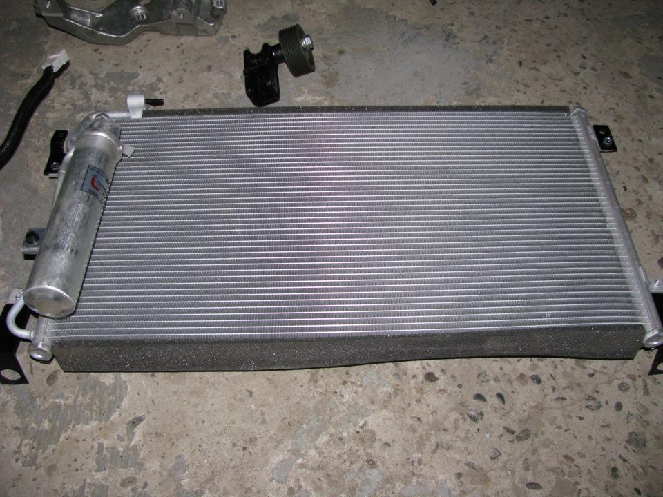 Как снять радиатор в автомобиле?