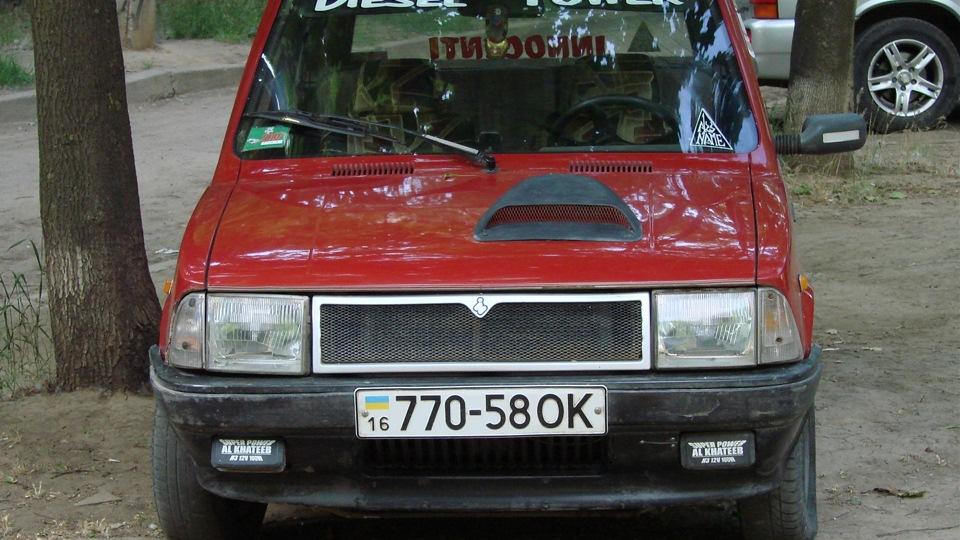 Innocenti Mini Diesel кеша Drive2