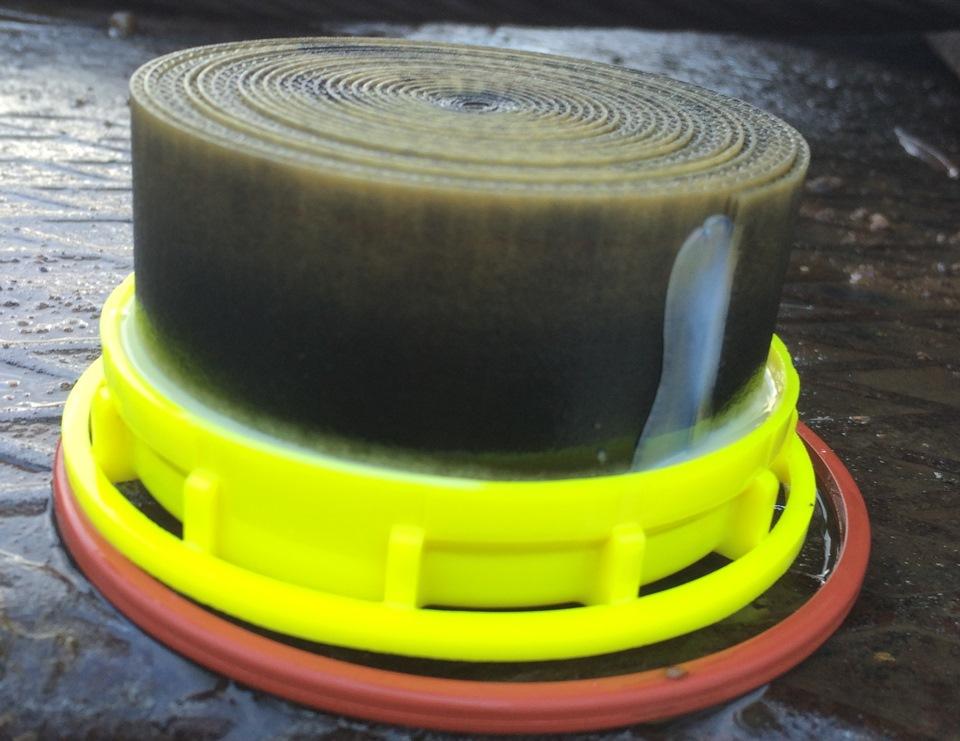 Замена топливного фильтра на ленд крузер 200 дизель своими руками