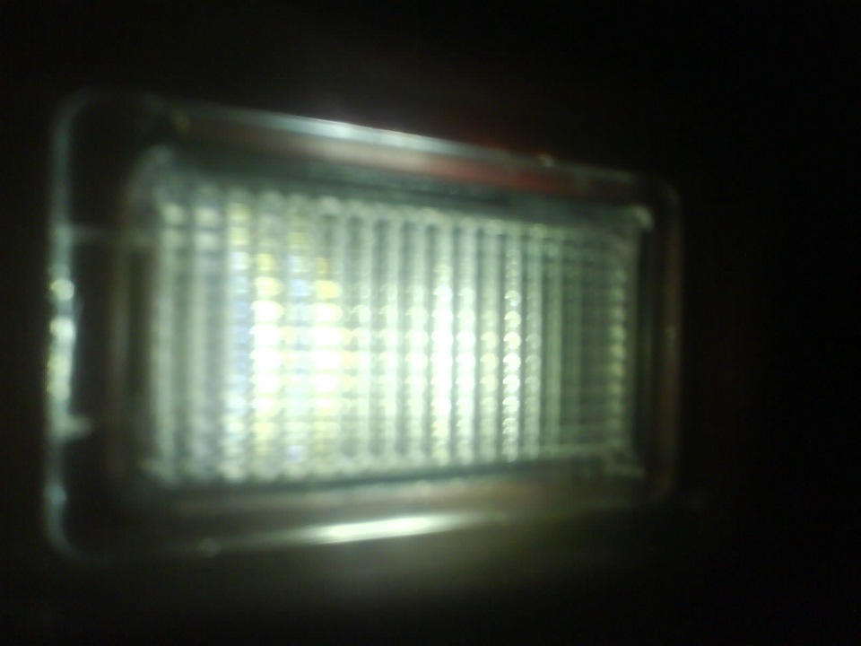 hyundai accent замена лампы подсветки багажника