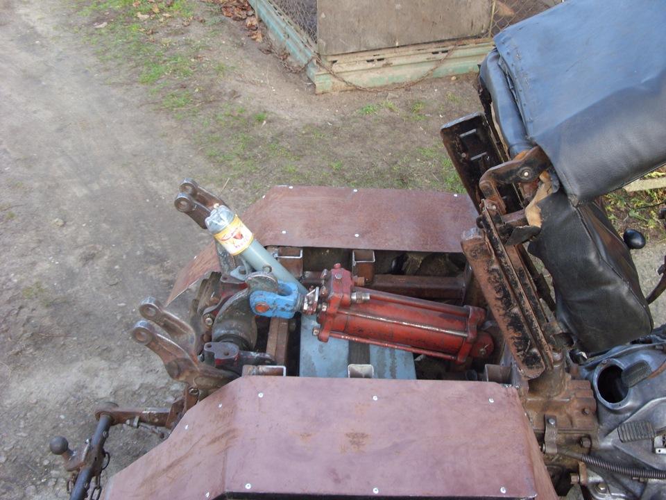 Вал промежуточный Трактор МТЗ 80