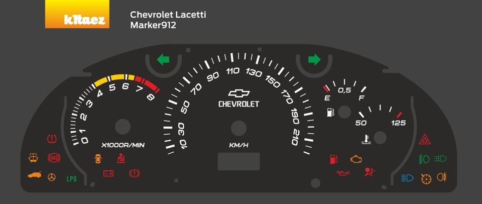 chevrolet lacetti и mitsubishi lancer 9