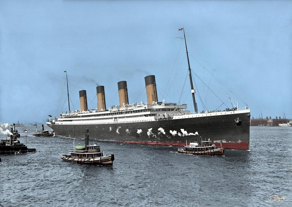 новый корабль титаник картинки узнать тех