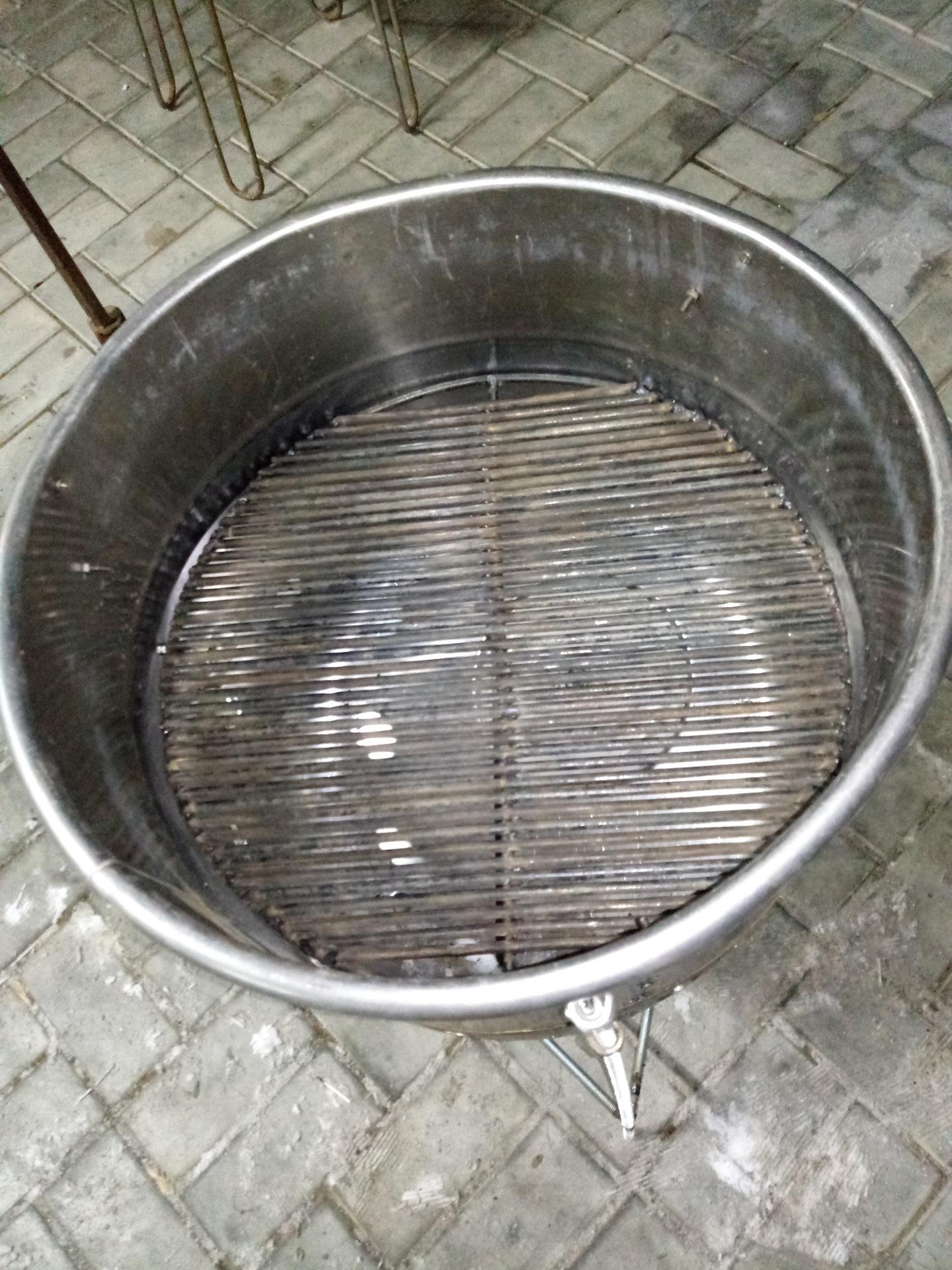 Мангал из барабана стиральной машины своими руками: фото