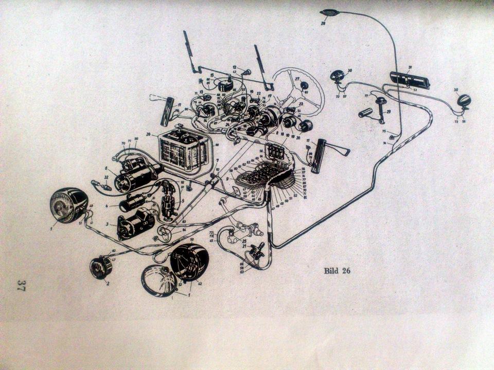 схема электропроводки БМВ