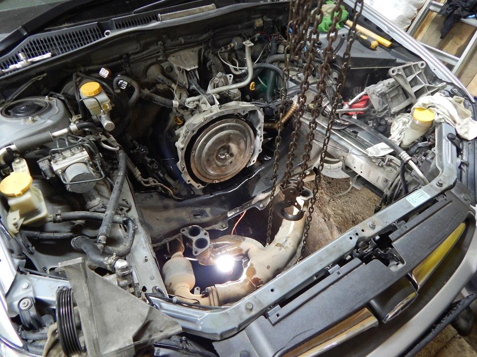 Замена двигателя на контрактный мотор. Что представляет собой контрактный двигатель?