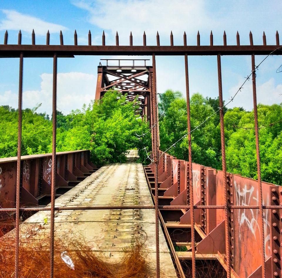 Заброшенные мосты мира фото и названия