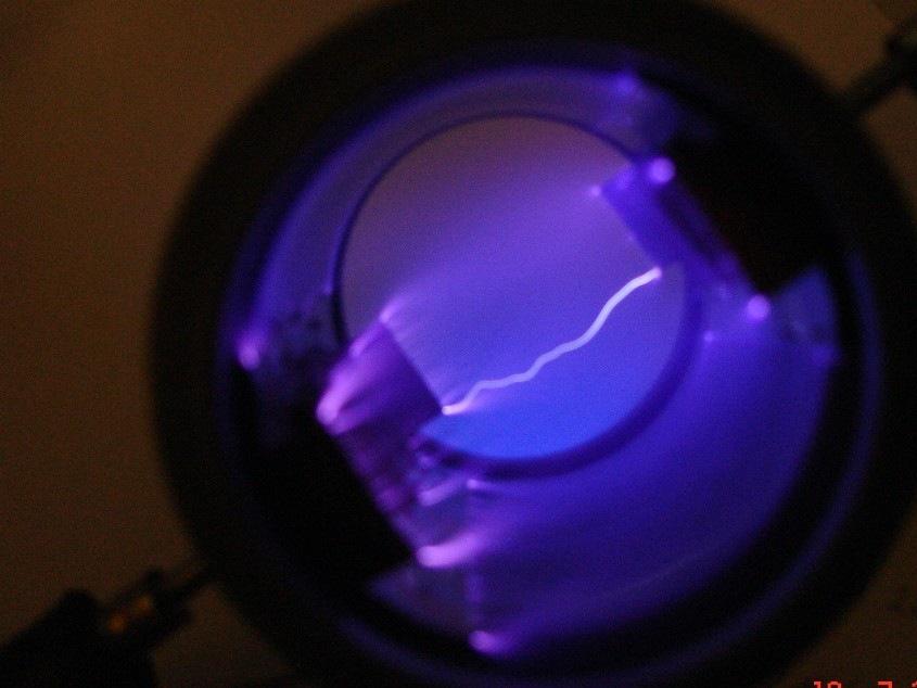 Ионизатор воздуха двс своими руками фото
