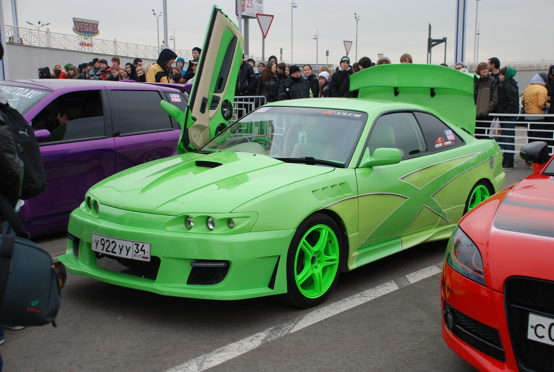 Крутые тачки фото тюнинг русских машин