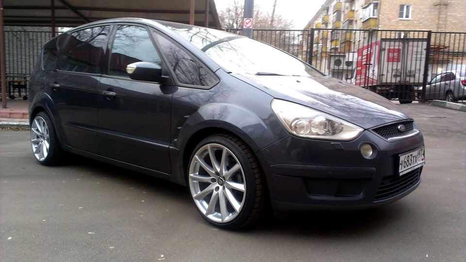 ford s-max 2006 регламентные работы