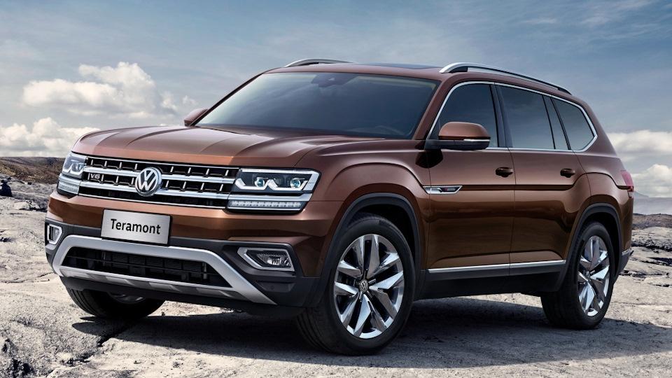 ad16263fb57d2 Volkswagen Teramont. Отзывы владельцев с фото — DRIVE2.RU