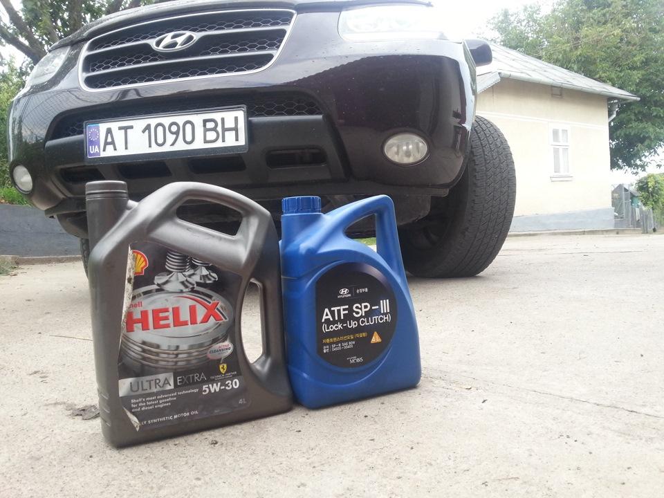Замена масла в двигателе hyundai ix55 Замена плат задних фонарей ситроен