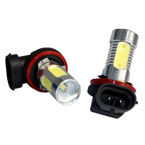 Светодиодная автомобильная лампа с цоколем H11