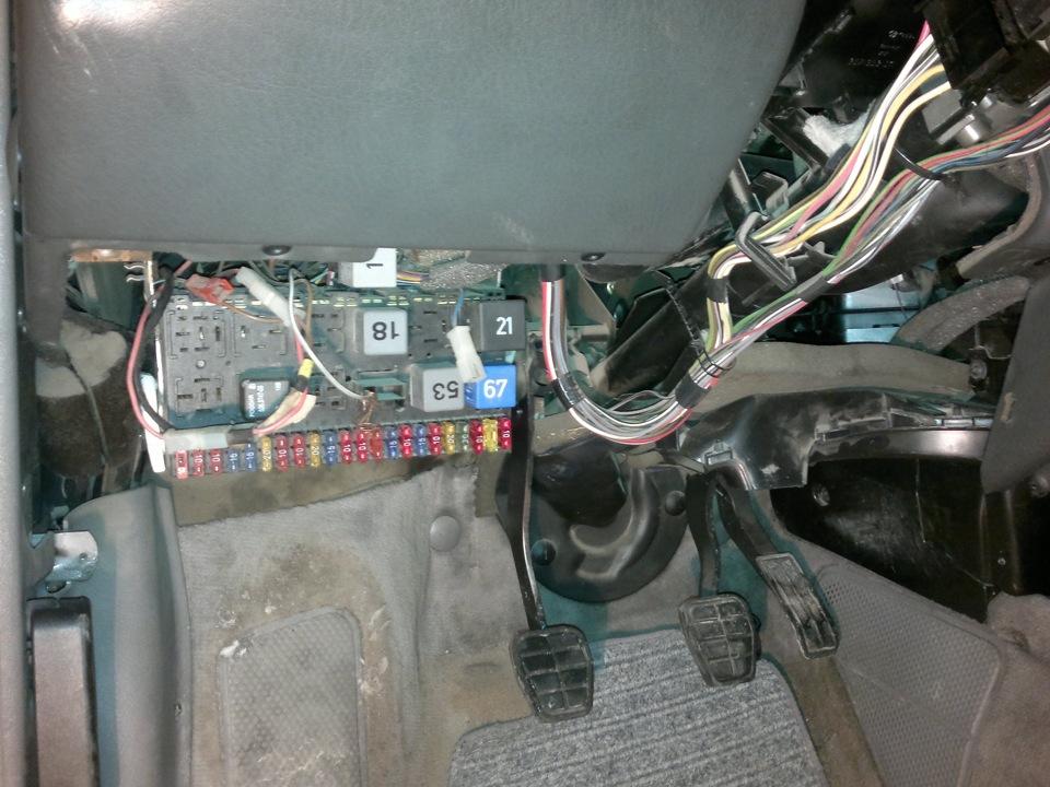 Фото №10 - установка автосигнализации на ВАЗ 2110 своими руками